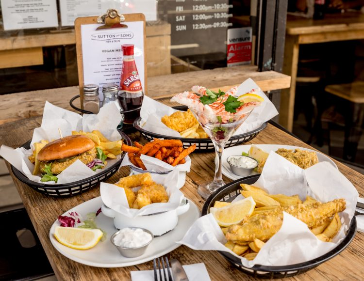 The Rise In Vegan Food Outlets Vegetarian Society