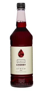 Simply Cherry Flavour Syrup