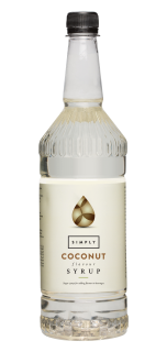 Simply Coconut Flavour Syrup