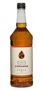 Simply Cinnamon Flavour Syrup
