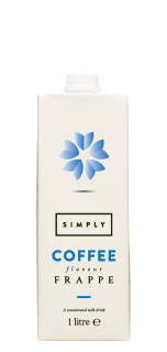 Simply Coffee Flavour Liquid Frappe