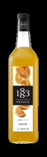 1883 Orange Syrup
