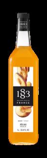1883 Peach Syrup