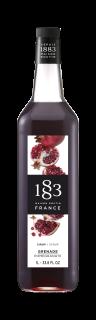 1883 Pomegranate Syrup