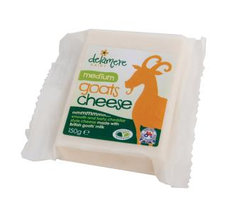 Delamere Dairy Medium Goats Cheese