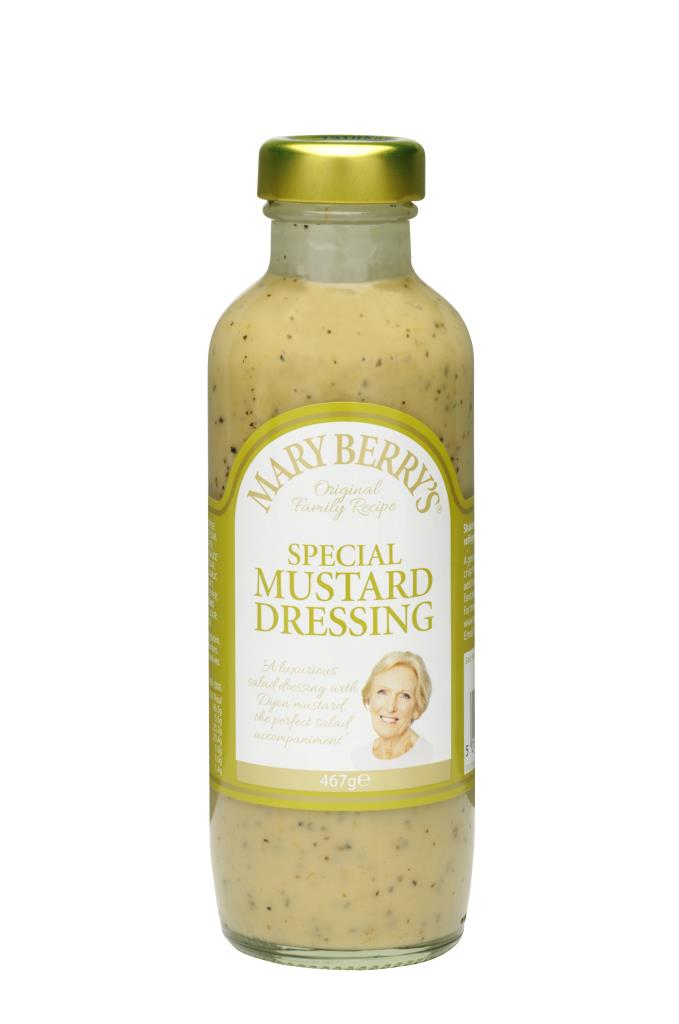 Mary Berry's Special Mustard Dressing