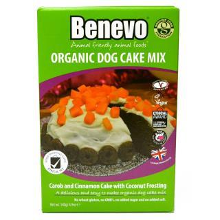 Benevo Organic Cake Mix