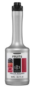 1883 Red fruit puree