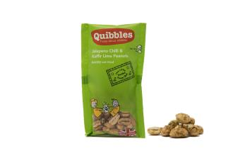 Quibbles Jalapeno Chilli & Kaffir Lime Peanuts