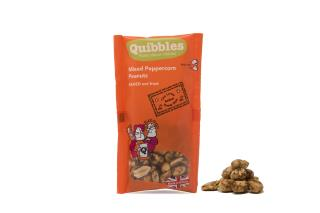 Quibbles Mixed Peppercorn Peanuts