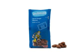 Quibbles Salt & Vinegar Almonds