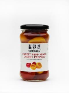Red & Yellow Cherry Peppers