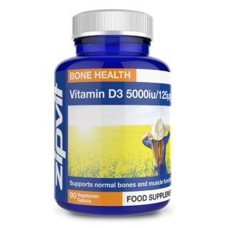 Vitamin D3 5,000iu
