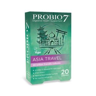 Probio7 Asia Travel