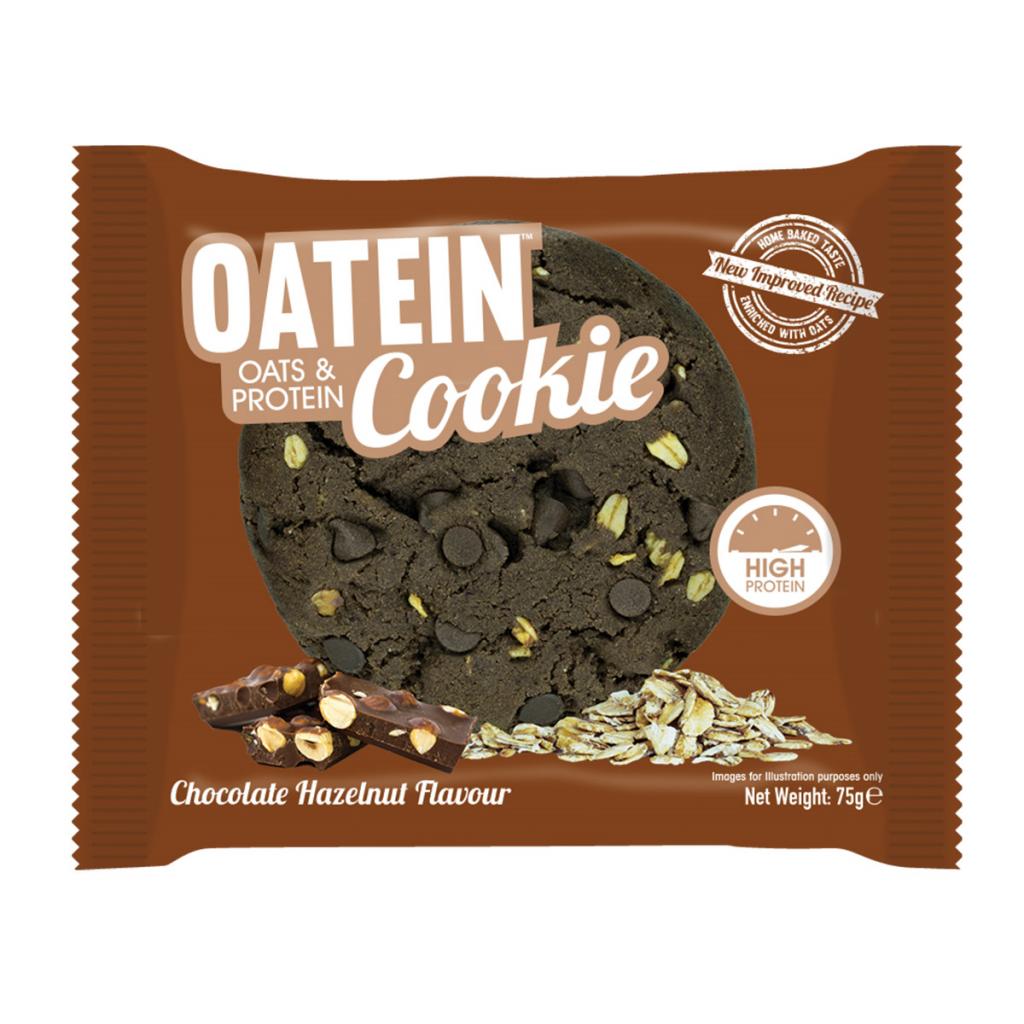 Oatein Cookie – Chocolate Hazelnut Flavour