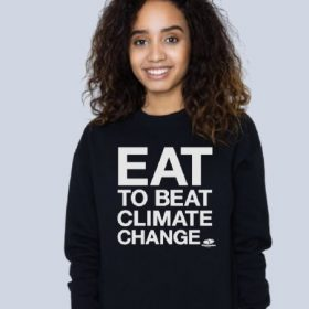 Eat to Beat Climate Change Jumper