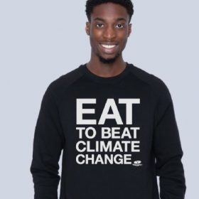 Eat to Beat Climate Change Sweatshirt