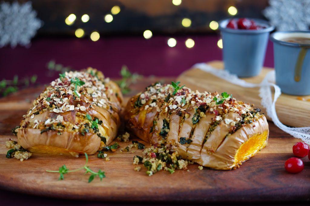 The Christmas Dinner Veggie
