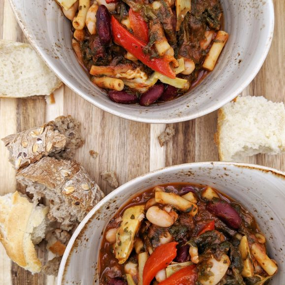 Quick Tuscan Stew