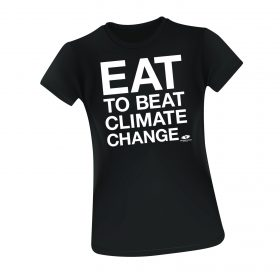 Eat to Beat Climate Change T-shirt