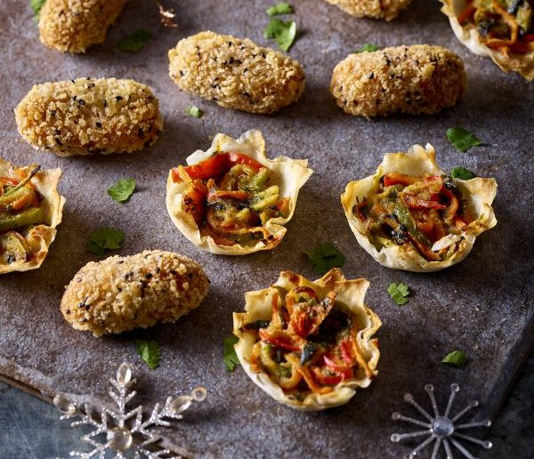 Supermarket Sweep The Ultimate Meat Free Christmas