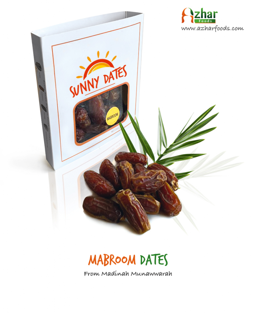 Mabroom Dates from Saudi Arabia