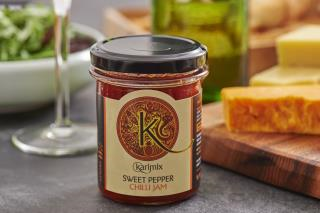 Sweet Chilli Pepper Jam