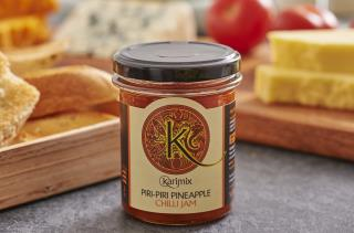 Piri-Piri Pineapple Chilli Jam