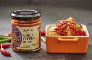 Chilli Pepper Relish