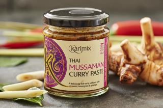Thai Mussaman Curry Paste