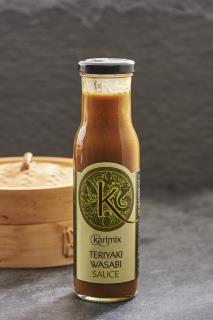 Teriyaki Wasabi Sauce