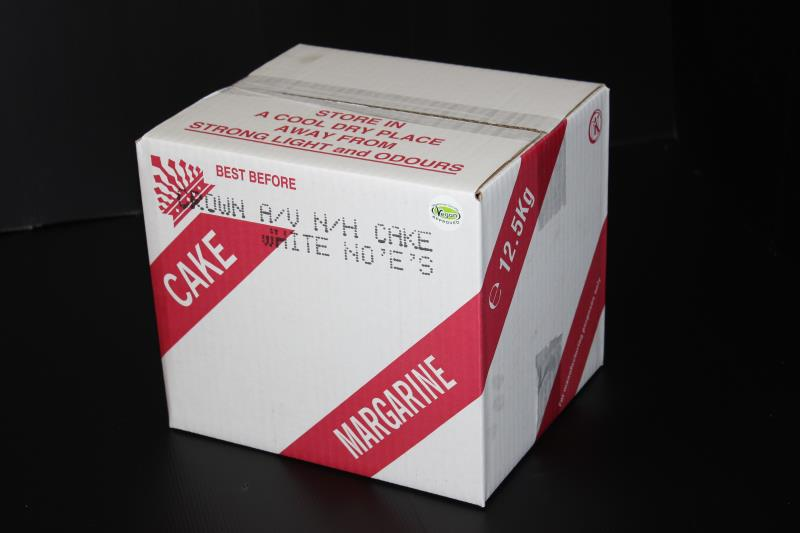 Crown AV NH White No E Numbers Cake Margarine