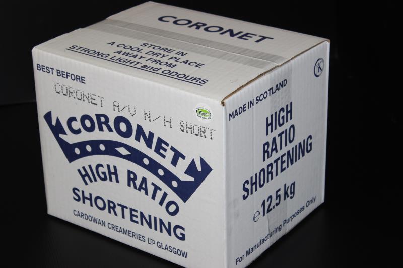 Coronet High Ratio Shortening