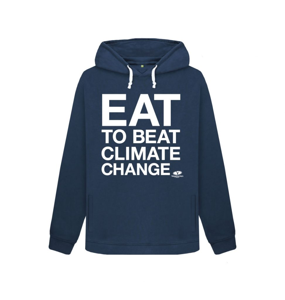 Eat to Beat Climate Change Hoodie