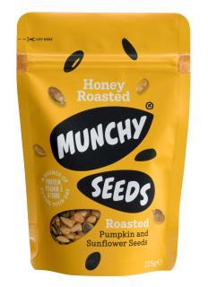 Munchy Seeds Honey Roasted