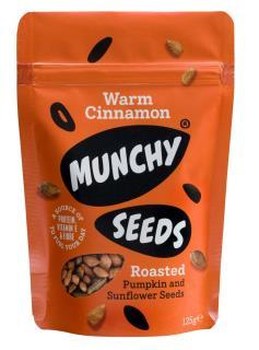 Munchy Seeds Warm Cinnamon