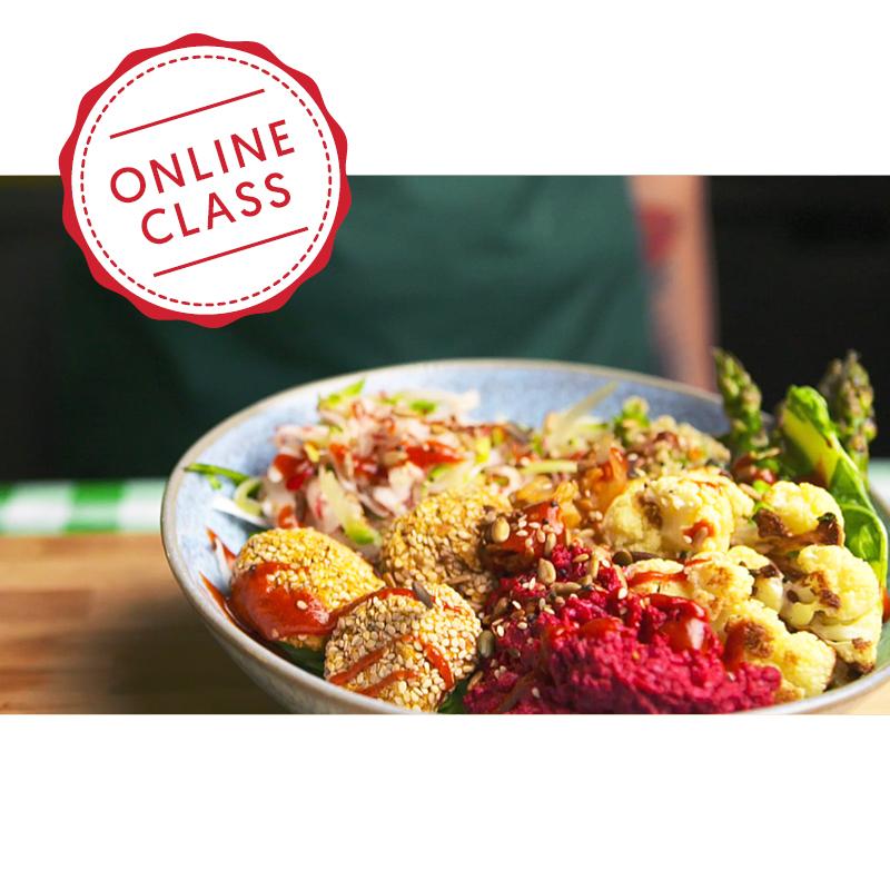 Easy Vegan Favourites (Part 1) – Online Class