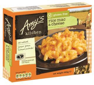 Amy's Kitchen Macaroni Cheese UK