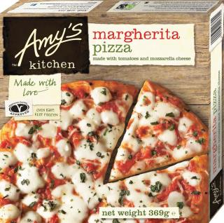 Amy's Kitchen Margherita Pizza UK