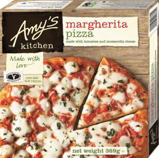 Amy's Kitchen Margherita Pizza UK