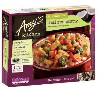 Amy's Kitchen Thai Red Curry