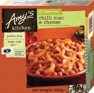 Amy's Kitchen Chili Mac and Cheese