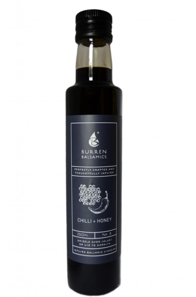 Chilli and Honey infused Balsamic Vinegar