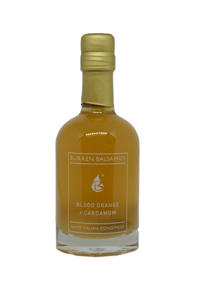 Blood Orange and Cardamom Balsamic Marmalade