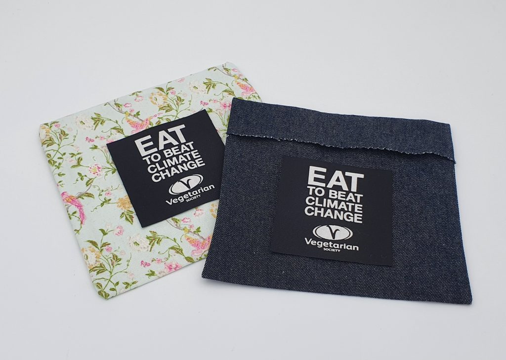 Eat to Beat Climate Change sandwich bag craft kit