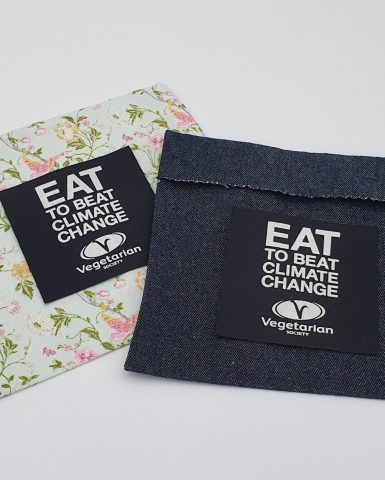 Make your own Eat to Beat Climate Change sandwich bag