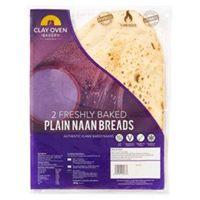 Plain Naan Breads