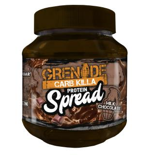 Carb Killa Protein Spread – Milk Chocolate 360g