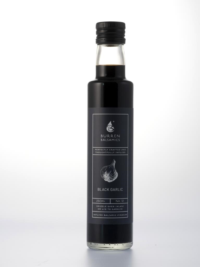 Black Garlic infused Balsamic Vinegar