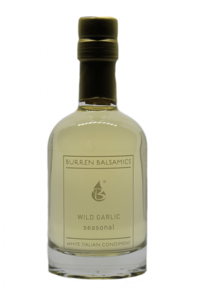 Wild Garlic infused White Condiment of Modena